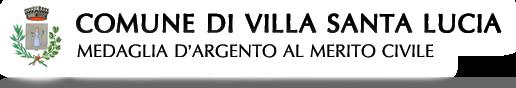 Comune di Villa Santa Lucia - sito web ufficiale dell'Amministrazione comunale