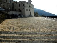 La Chiesa del Convento dedicata a SS. Maria delle Grazie